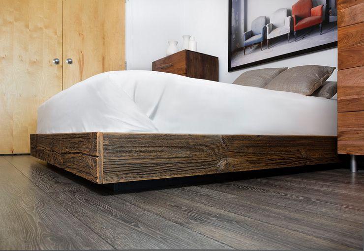 Как изготовить кровать в стиле лофт своими руками