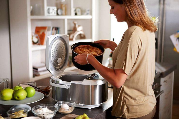 Какие блюда можно приготовить в мультиварке