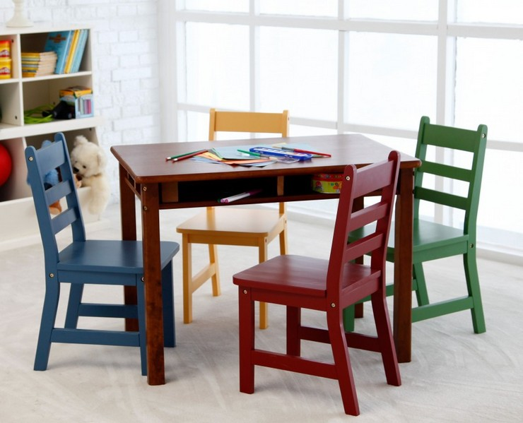 Детский стул размеры