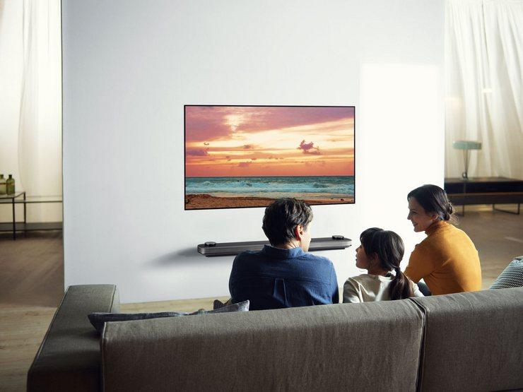 Какой формат поддерживает телевизор