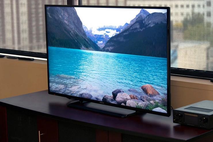 Жидкокристаллические экраны (технология LCD)