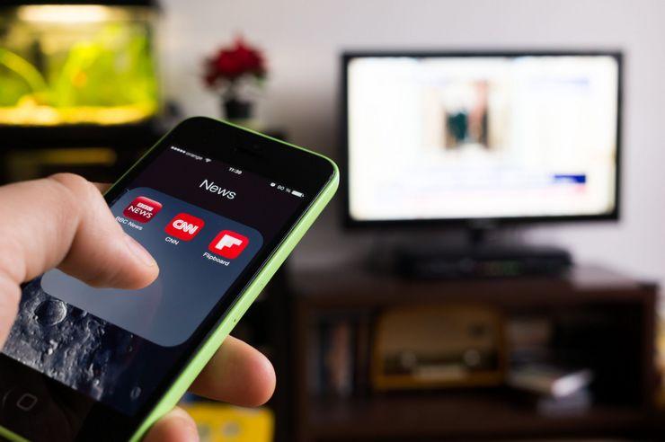 Плюсы управления телевизором со смартфона