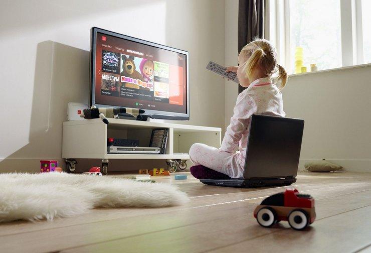 Как просмотр ТВ влияет на психику человека