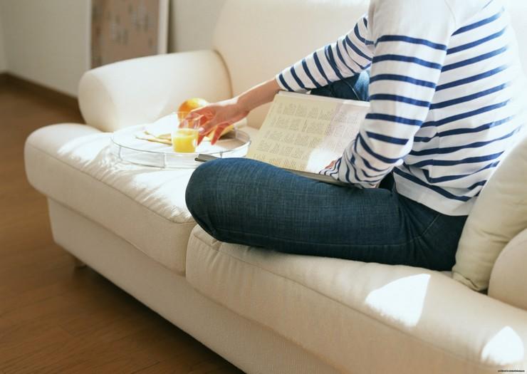 Основные правила эксплуатации кожаных диванов