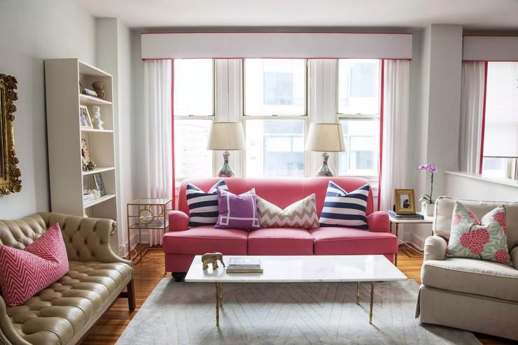 Какая высота дивана от пола считается стандартной
