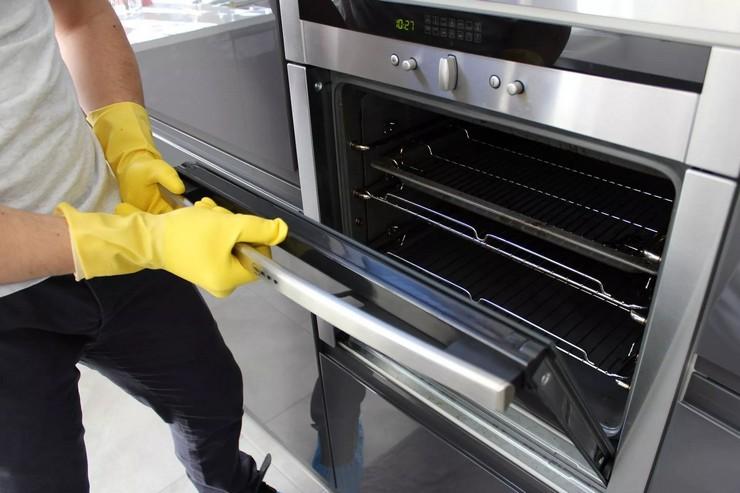 Особенности пиролитической очистки