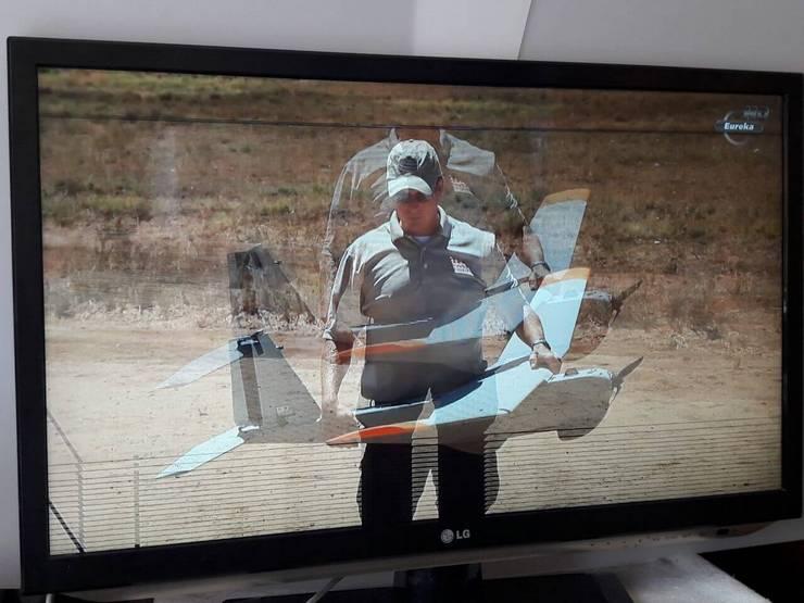 Двоится изображение на телевизоре