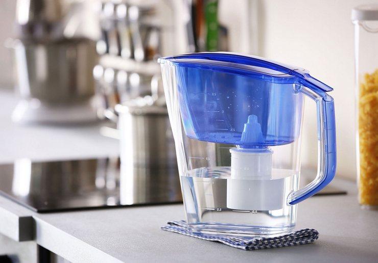 Что такое фильтр-кувшин для воды