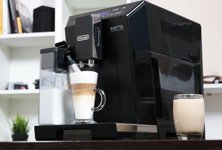 Кофемашина с капучинатором