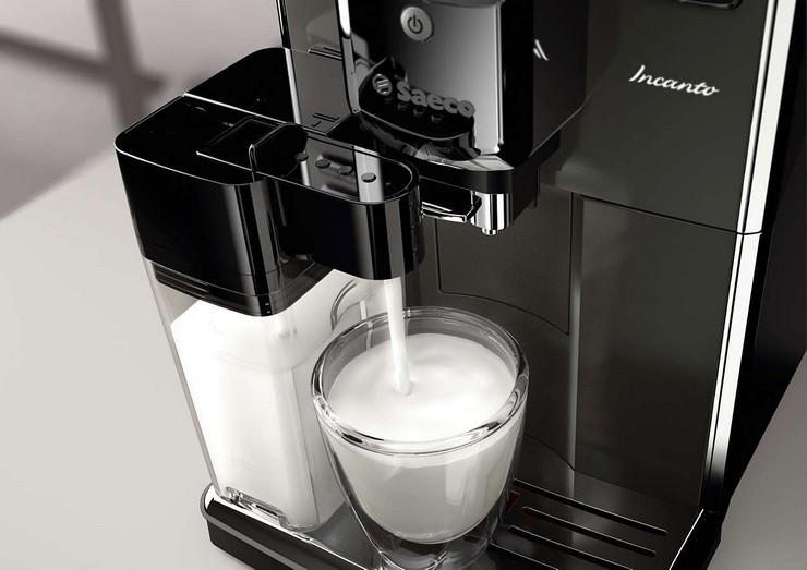 Как работает капучинатор в кофемашине