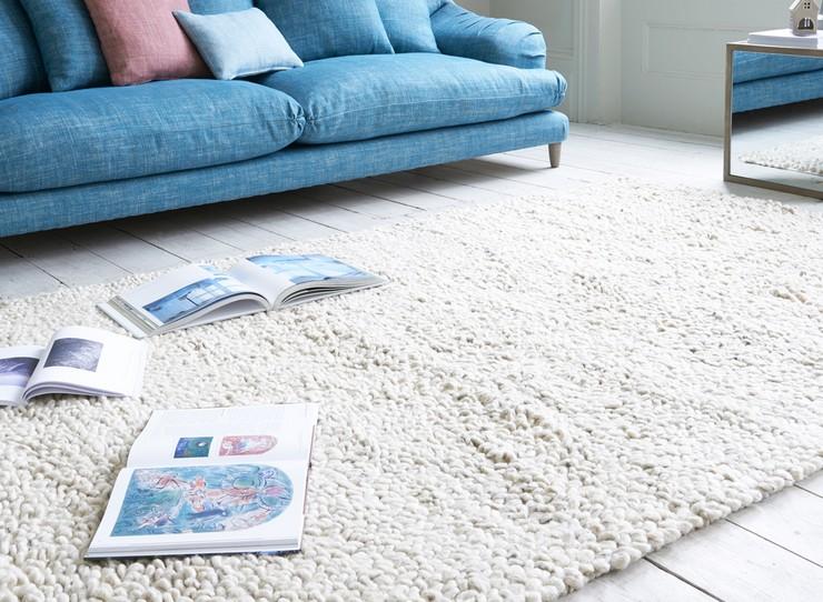 Можно ли класть ковёр на теплый пол