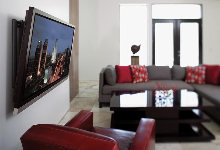 Как выбрать кронштейн для телевизора на стену