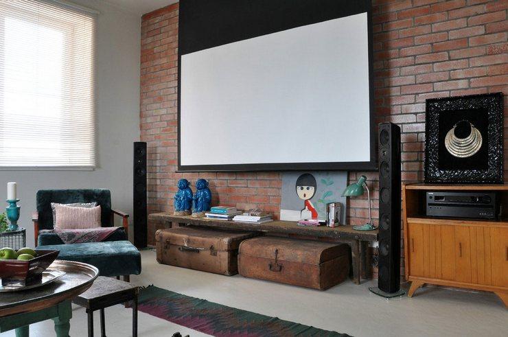 Проектор в домашних условиях