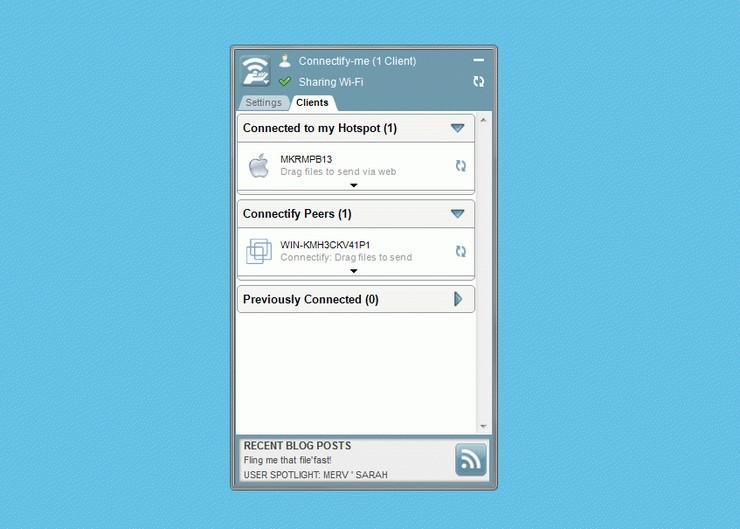 Раздача Wi-Fi с ноутбука через специальные программы
