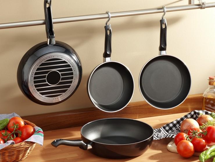 Сковорода для газовой плиты