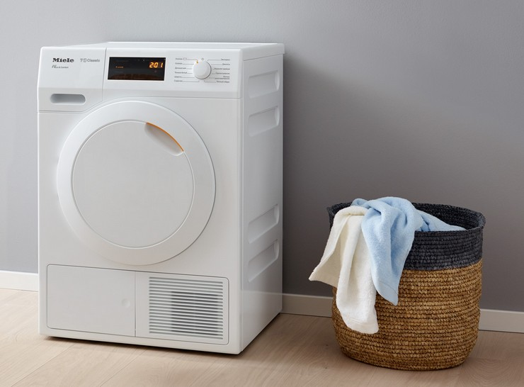 Как работает сушильная машина для белья