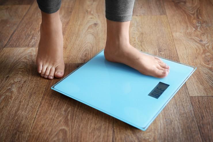 Как исправить проблему неправильных показателей весов