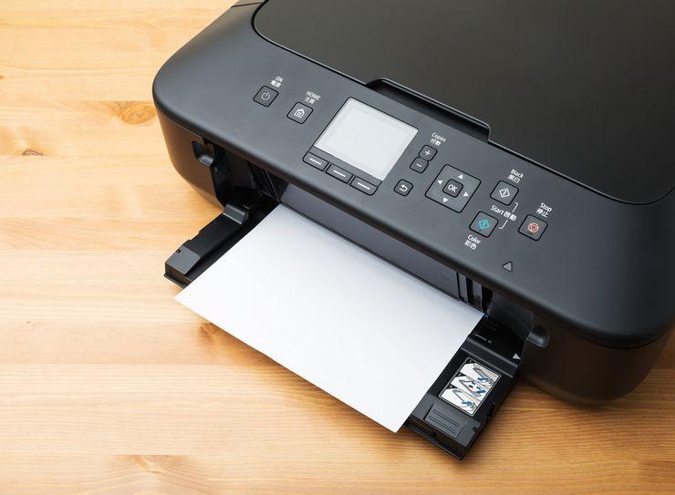 Принтер плохо печатает, хотя картридж полный