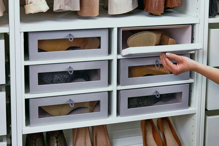 Как подготовить обувь к хранению