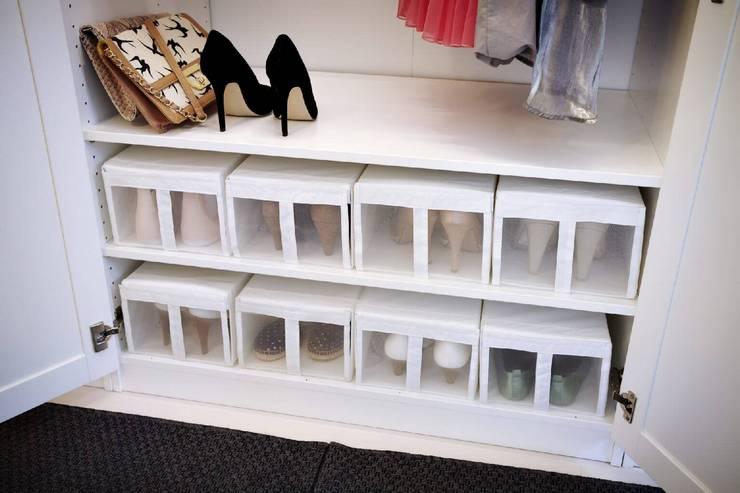 Какой должен быть шкаф для хранения обуви