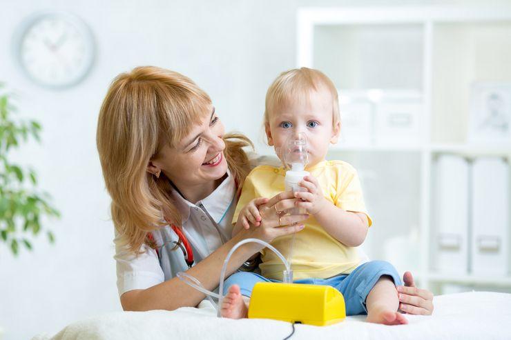 Сколько времени можно дышать ингалятором ребёнку