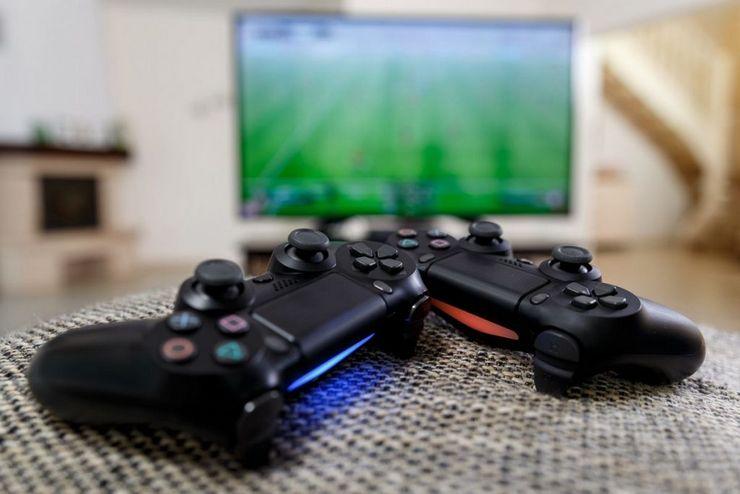 Как подключить второй джойстик к PS4