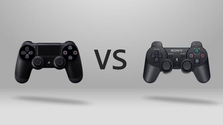 Подойдёт ли джойстик от PS3 к PS4