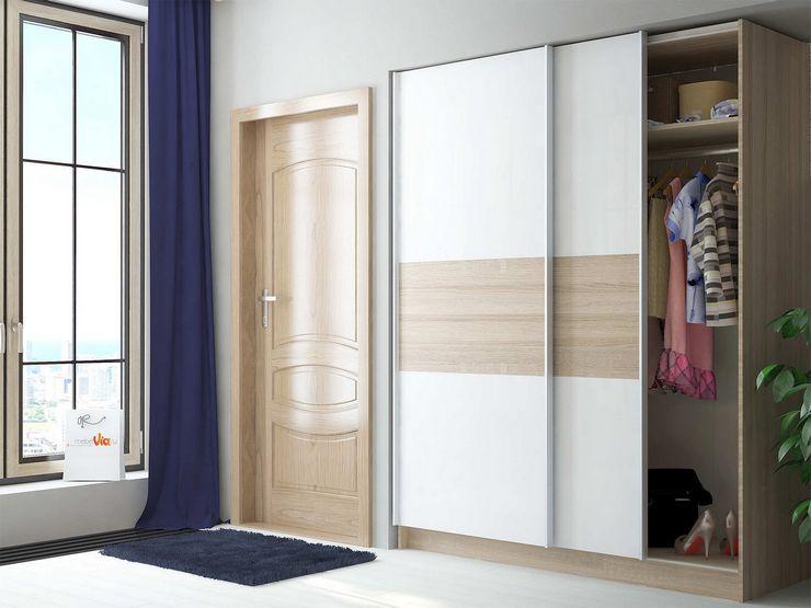 Минимальная ширина двери шкафа-купе