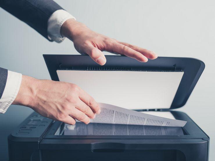 Как сканировать документ на компьютер через сканер