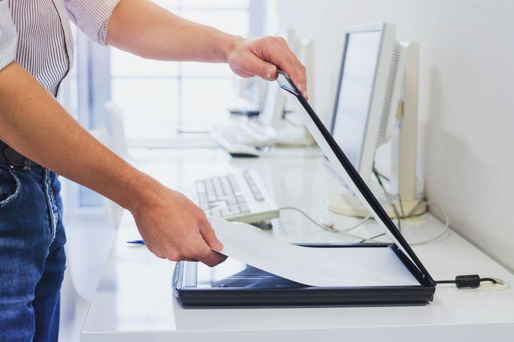 Как отсканировать документ на компьютер: пошаговая инструкция
