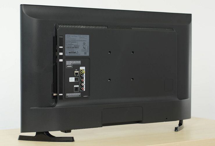 Размер крепления VESA в телевизоре