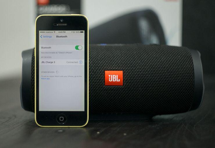 Пошаговое подключение колонки через bluetooth к телефону