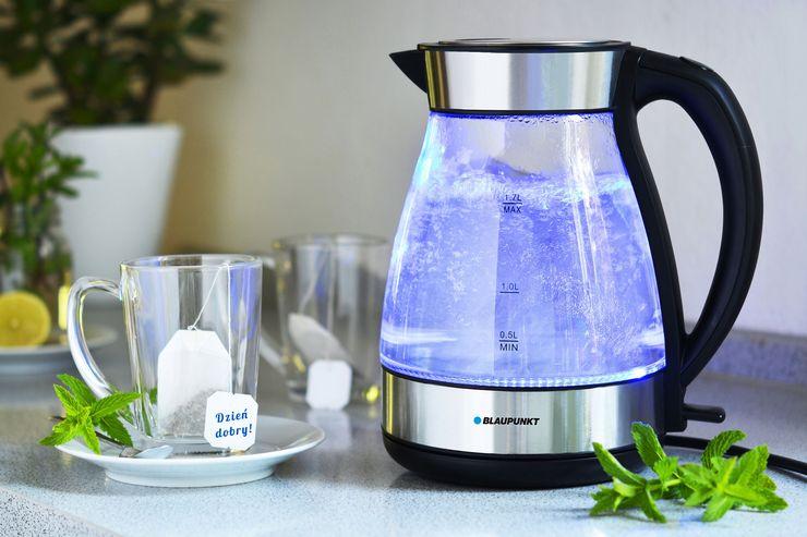 Принцип работы электрического чайника