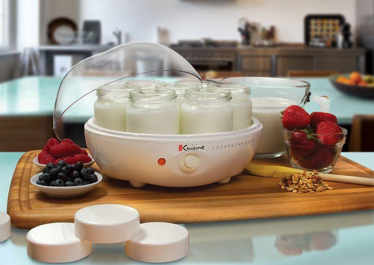 Рецепт ряженки в йогуртнице