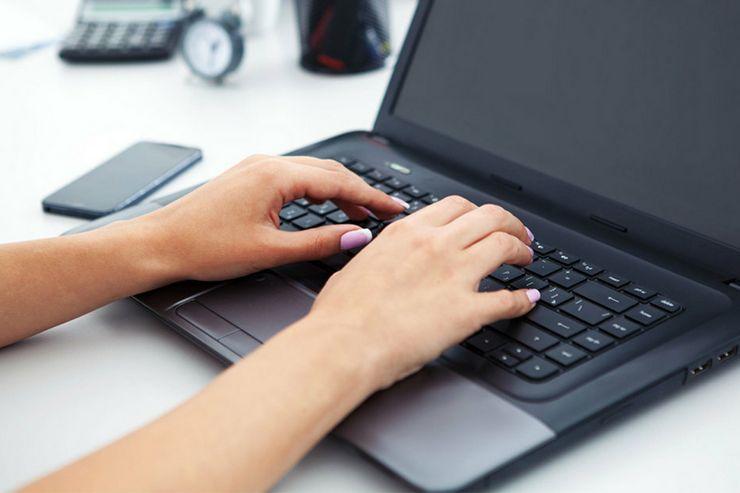 Что делать, если на ноутбуке чёрный экран