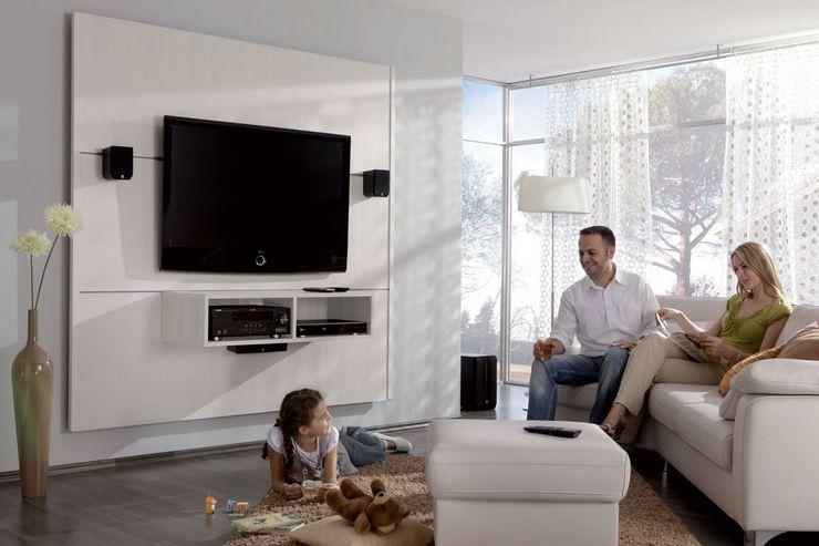 Оптимальное соответствие расстояния и диагонали ТВ