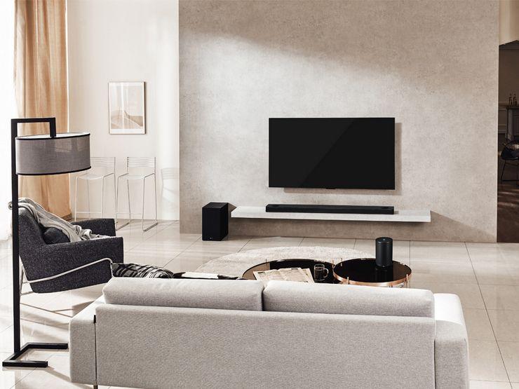 Как выбрать телевизор по размерам комнаты