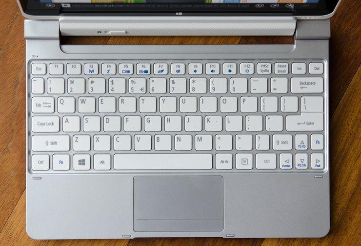 Основные комбинации на клавиатуре ноутбука