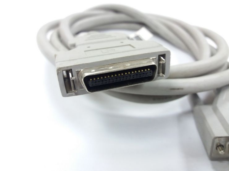 LPT-кабель подключения принтера