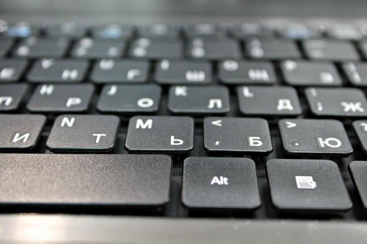 Назначение клавиш клавиатуры ноутбука