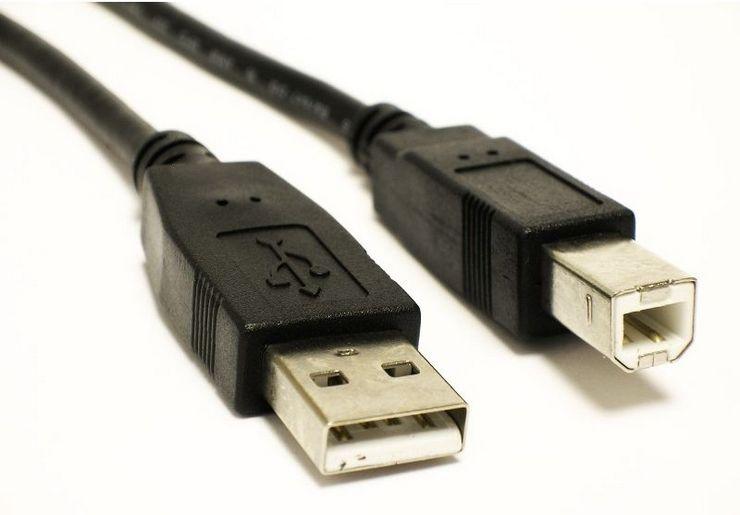 USB-кабель для подключения принтера